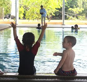 The Pool at the American School of Bangkok